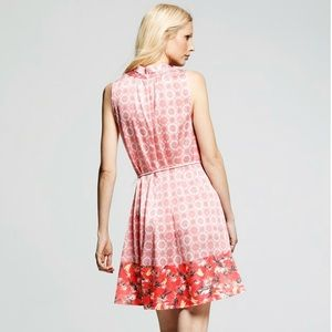 Peter Som for DesigNation Printed Shift Dress